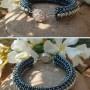 raw bracelet beading tutorial