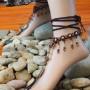 anklet beading tutorial