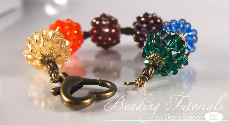 Beaded bead tutorial download
