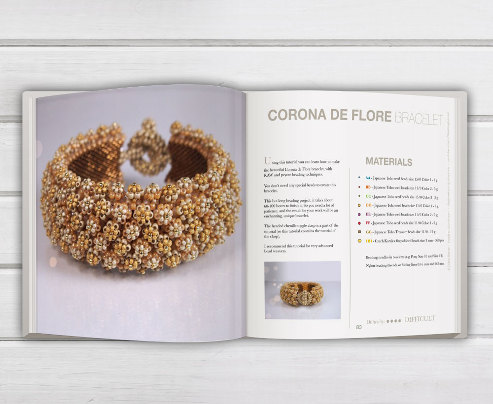 beading tutorials by diana balogh product catalog free download
