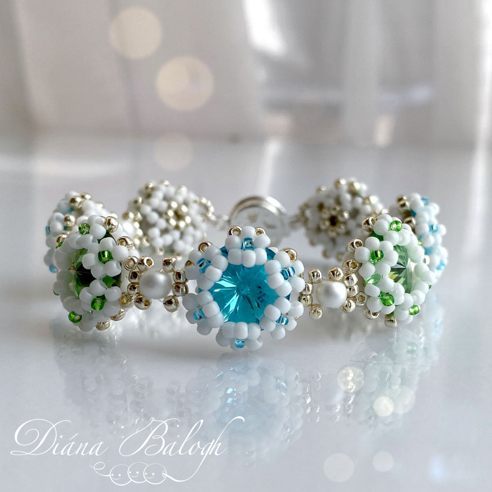 beading tutorial hope bracelet and pendant